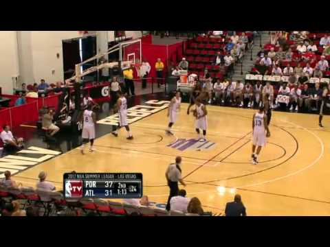 Summer League: Blazers 84 – Hawks 78