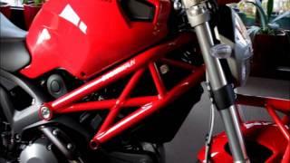 7. Ducati Monster 796 BJ 2010