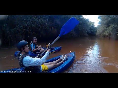 Rio Arroio Grande - Primeira expedição (Ibirubá - RS - 2015)
