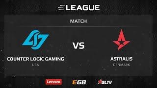 Astralis vs CLG, game 2