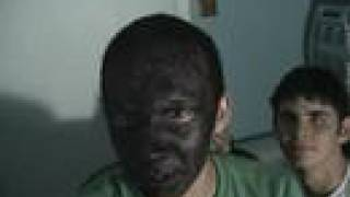 Derek Goes Black (Time Lapse)