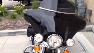 9. 2007 Harley-Davidson Electra Glide $12599.