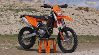 10. KTM 2020 EXC Enduro models tested