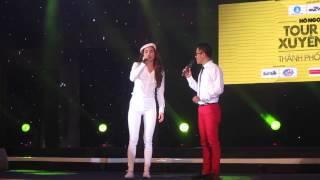 Show Xuyên Việt Của Hồ Ngọc Hà Cần Thơ