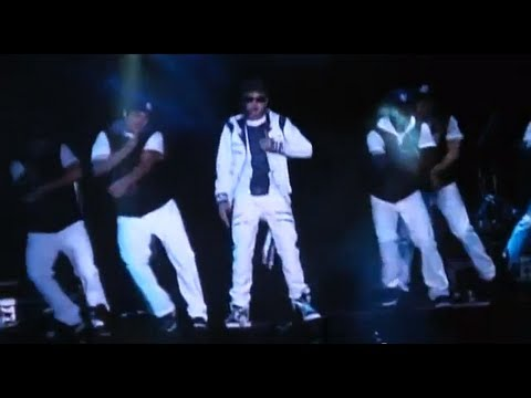 Justin Bieber en Chile – Love Me (Y Comienzo del concierto – start of the concert) 15/10/2011 HD