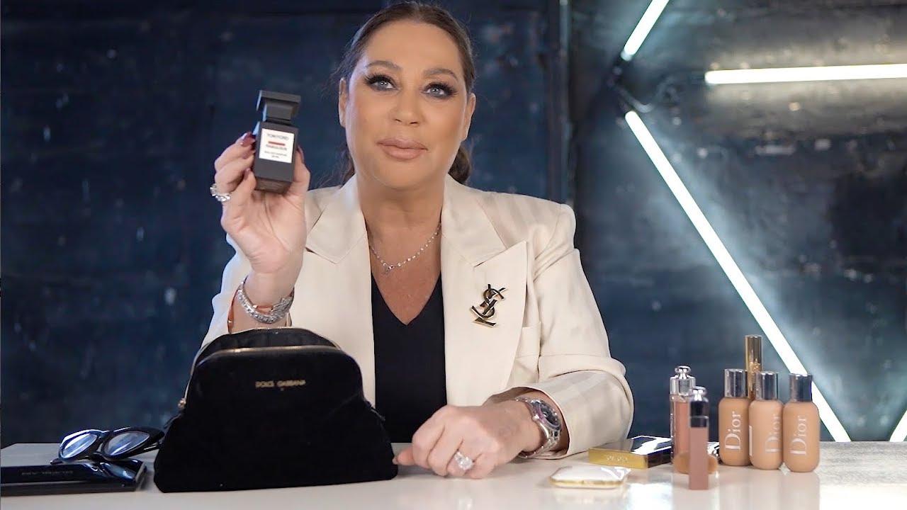 Что в косметичке у fashion-директора ЦУМа Аллы Вербер? — для Glamour
