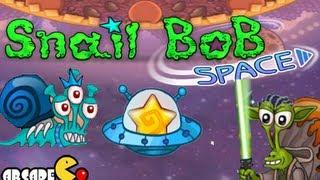 Snail Bob 4: Space Complete Walkthrough Levels 1 - 26