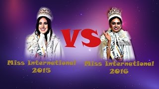 Video Miss International: 2015 ( Edymar Martinez) vs 2016( Kylie Verzosa) MP3, 3GP, MP4, WEBM, AVI, FLV Februari 2018