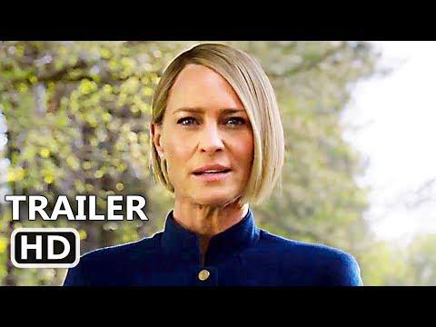 "HOUSE OF CARDS Season 6 ""Death of Frank Underwood"" Trailer (NEW 2018) Netflix Series HD"