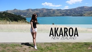 Akaroa New Zealand  city photo : Akaroa, NZ (2016)