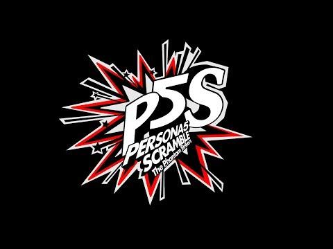 First Trailer de Persona 5 Scramble : The Phantom Strikers