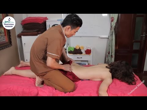 ASMR Vietnam Traditional Massage Techniques - Relax and Relief Stress, Pain