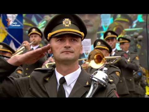 Трансляція параду до Дня Незалежності