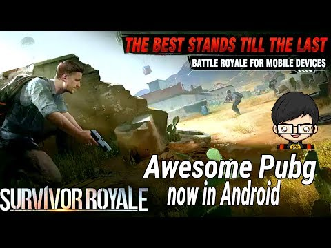 Survivor Royale Gameplay Full HD (Android /IOS) By NetEase Games