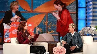 image of Ellen Wants Debra Messing's Standup Comic Son on the Show