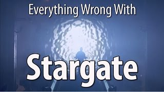 Everything Wrong With Stargate In 14 Minutes Or Less by Cinema Sins