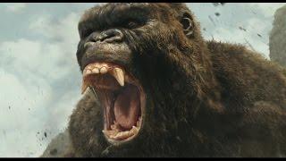 キャストがたっぷり6分解説/映画『キングコング:髑髏島の巨神』特別映像