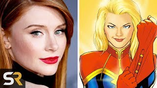 Video 5 Actresses Who Were ALMOST Captain Marvel MP3, 3GP, MP4, WEBM, AVI, FLV Mei 2019