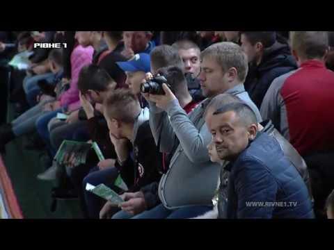 """""""Час футболу на Рівне 1"""" від 09.10.2017 [ВІДЕО]"""