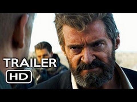 Logan Official Trailer #1 (2017) Hugh Jackman Wolverine