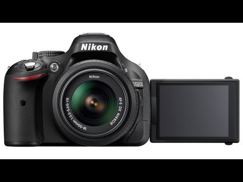 Nikon D5200 is here! (vs D5100 & D3200)