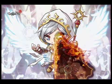 MapleStory: Tempest - Prologue of the Storm TV Commercial