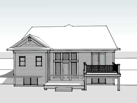 Ahmann Design House Plan 31511.mov