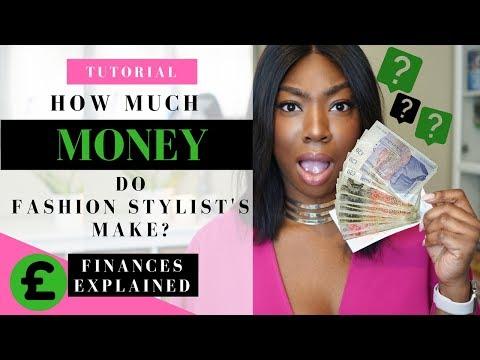 Fashion Stylist Tutorial | How Much Do Fashion Stylists Get Paid? Finances Explained!