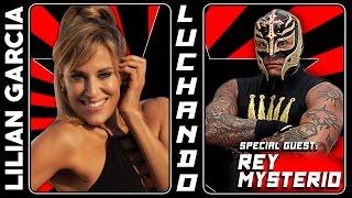 Te invitamos para el primer episodio de Luchando con Lilian Garcia con nuestro invitado en vivo, Rey Mysterio! Por 15 años, Lilian Garcia trabajo con los mej...