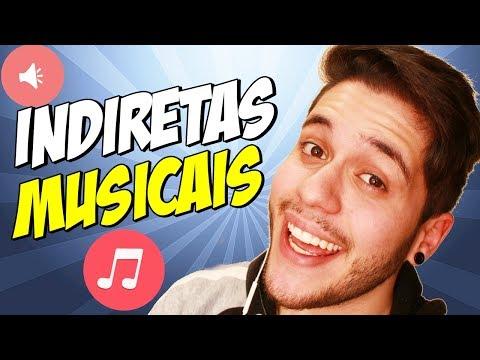 INDIRETAS MUSICAIS  - POXA CRUSH