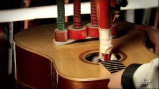 Video Cort Acoustic Guitar Factory Tour - See how their acoustic guitars are made MP3, 3GP, MP4, WEBM, AVI, FLV April 2019