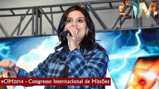 Aline Barros OFICIAL | CIM 2014