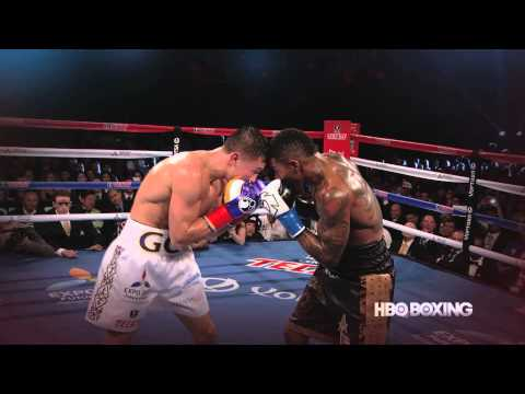 boxe: gennady golovkin vs willie monroe jr - highlights