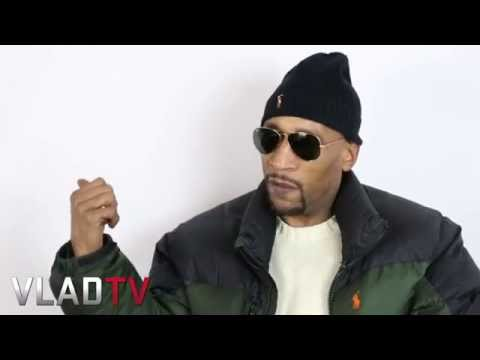 Lord - http://www.vladtv.com - Lord Jamar weighed in on Nicki Minaj recently saying she is hesitant to speak out on racial issues because of what happened after Kanye West said George Bush doesn't...