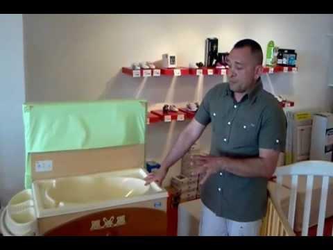 Bagnetti e fasciatoi per l'infanzia da www.scbambini.it