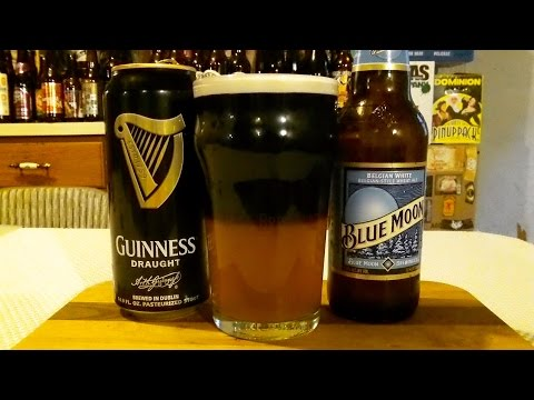 , title : 'How To Make A Black & Blue Beer Cocktail / Mixed Drink ▼RECIPE INCLUDED▼ DJs BrewTube'
