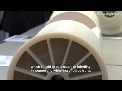 Toray - Reverse osmosis membrane for worlds largest desalination plant - DigInfo