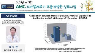 항생제 사용, 마이크로바이옴, 그리고 알레르기질환의 발생과 진행 썸네일