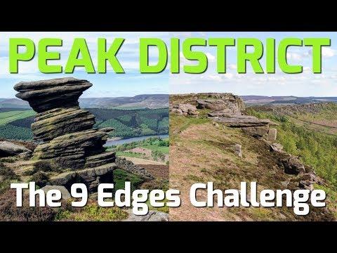 Peak District Walk - The 9 Edges Challenge