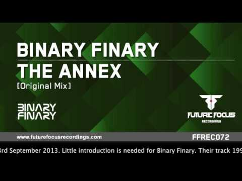 Binary Finary - The Annex (Original Mix) [Preview]