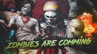 PUBG MOBILE LIVE | ZOMBIE MODE WITH SUBSCRIBERS | SUBSCRIBE & JOIN ME