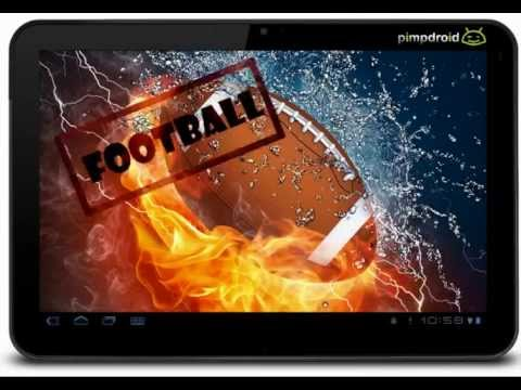 Video of Free Football Live Wallpaper