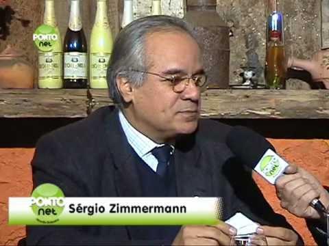 Entrevista com Sérgio Zimmermann, presidente da SERGS -- Sociedade de Engenharia do Rio Grande do Sul.