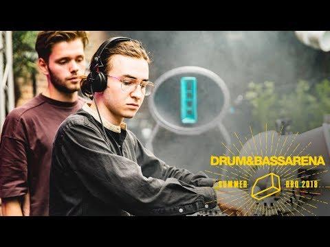 Phase B2B Grey Code - Drum&BassArena Summer BBQ 2018