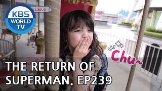 Video The Return of Superman|슈퍼맨이 돌아왔다-Ep.239:There is No Prettier Flower Than You[ENG/IND/2018.08.26] MP3, 3GP, MP4, WEBM, AVI, FLV Juni 2019