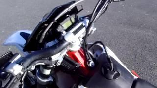 5. Démarrage 400 BETA RR 2011