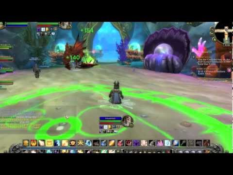 Dangerous Throne of the Tides World of Warcraft Cataclysm