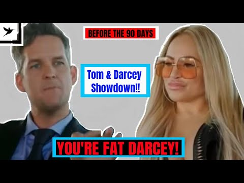 Before The 90 Days Fiance - Tom & Darcey Split for Good  - Ebird Review