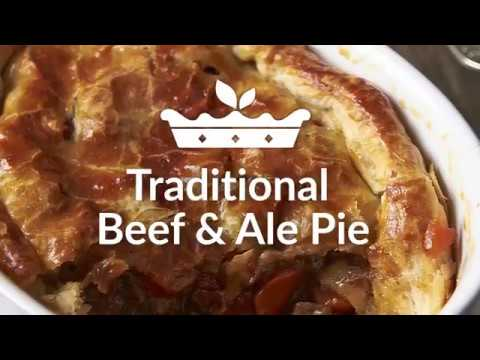 Jus-Rol Traditional Beef and Ale Pie  - Perfect Recipe Inspiration No. 5