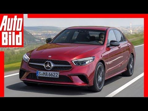 Mercedes C-Klasse W 206 (2021): Zukunftsaussicht - De ...